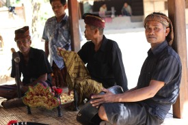 Musicians, Lombok, Indonesia
